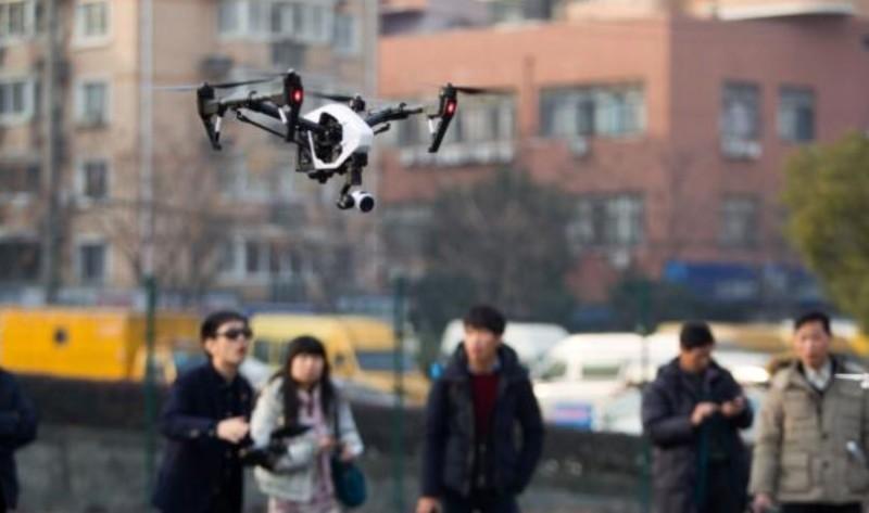 新例之下,任何人在上海的公眾地方放飛無人機,必須持有牌照,違者拘留 5 至 10 日。