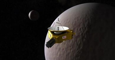 無人機飛越冥王星!新視野近攝矮行星