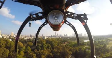 搶先 Amazon 一步!以色列送貨無人機 Flytrex Sky 已投入服務