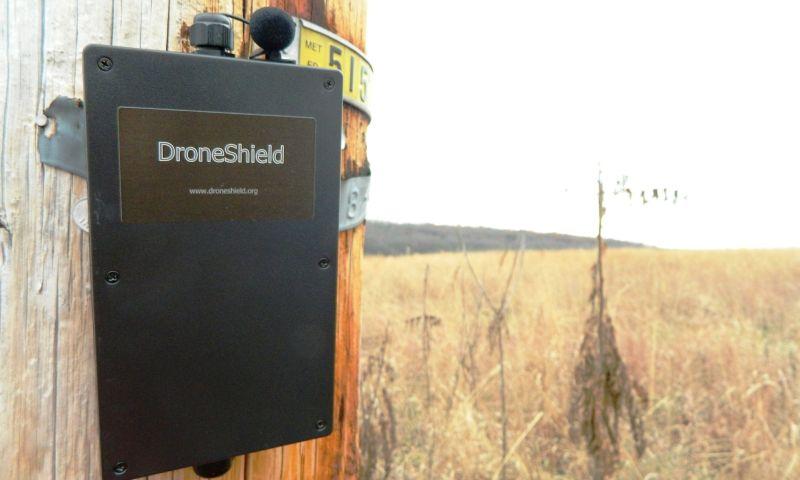 無人機防護罩 DroneShield