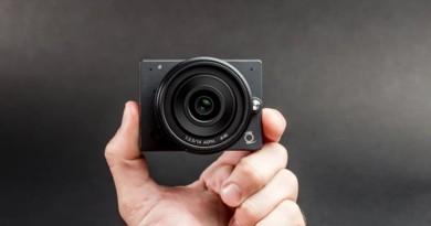 GoPro HERO般大小的M4/3無反單眼 Z Camera E1 迷你登場