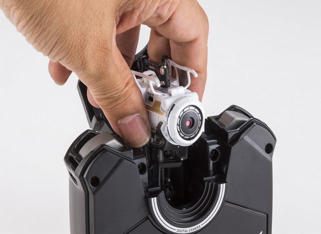 Nano Falcon DigiCam 隨時變身數碼相機