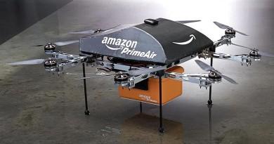 亞馬遜為求開通無人機貨運 力倡設專用空域