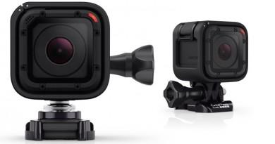 GoPro HERO4 Session 減磅四成 輕裝上陣