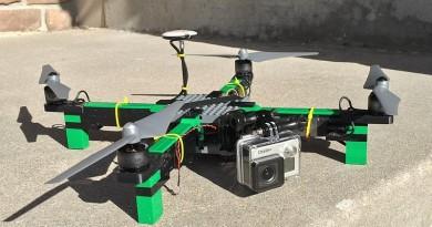 LEGO 積木無人機任你組裝 加裝 GoPro 運動相機大玩空拍