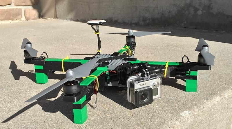 LEGO 無人機
