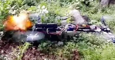 18歲大學生自製手槍無人機  震驚全球!