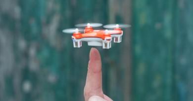 指尖上的無人機 SKEYE Nano Drone