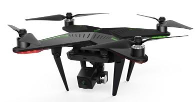 飛鏢形無人機 XIRO XPLORER 出擊!
