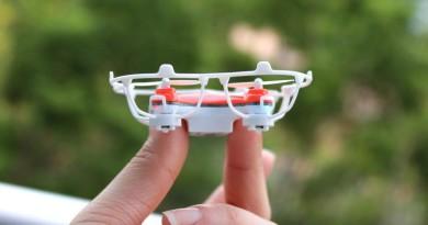 迷你又迷住你! TRNDlabs SKEYE Nano Drone 試玩報告