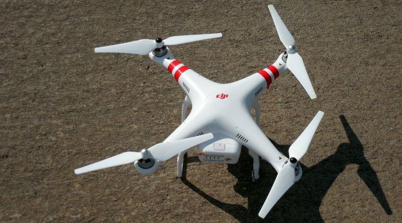 DJI Phantom 3 Standard 是 2015 年推出、定位為中低階的空拍機。