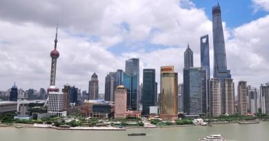 上海玩無人機要考牌 違者拘留 10 日