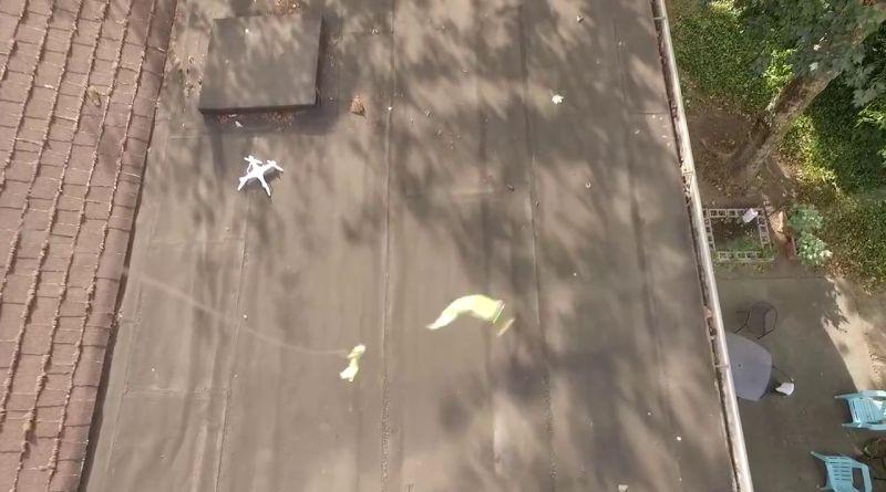 無人機搜救無人機