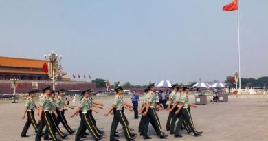 北京閱兵大陣仗 線上線下趕絕無人機
