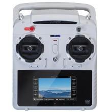 市場開始流行內置 GPS 的遙控器,為航拍機提供追蹤拍攝、全程目標置中等功能。
