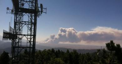 加州懸賞7.5萬美元 捉拿圍觀山火航拍機