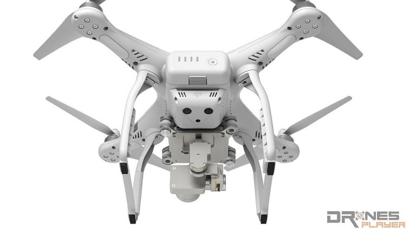 DJI Phantom 3 bottom