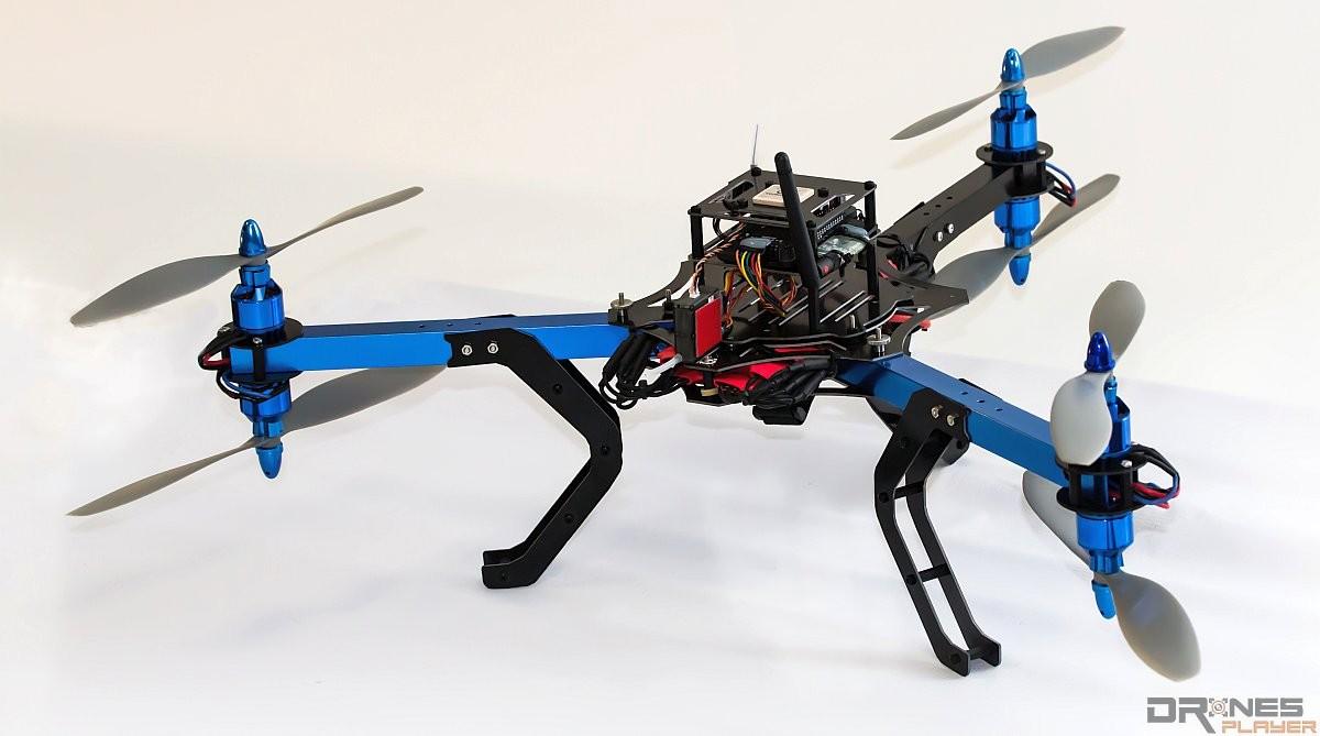 3D Robotics Y6