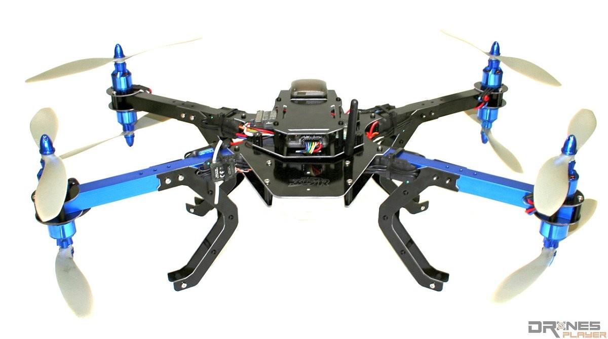 3D Robotics X8+