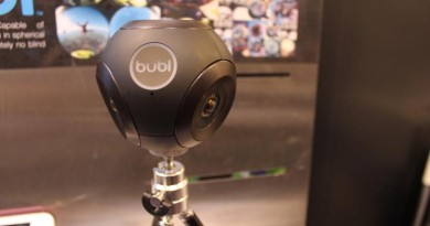 電腦節野生捕獲零死角攝影球 Bublcam