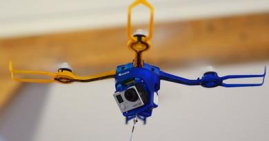 如果自拍棍進化,就是 Fotokite Phi 有線航拍機嗎?