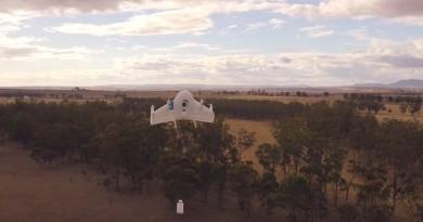 NASA 關照!Google 無人機美國無牌試飛