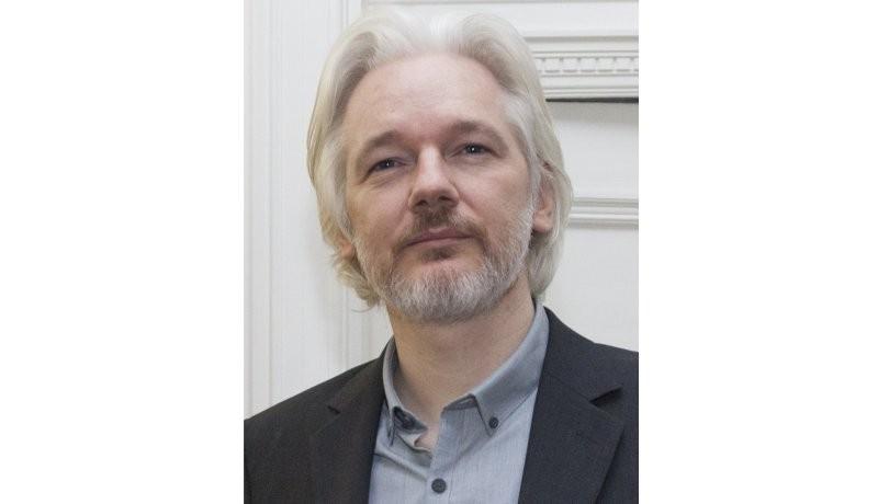維基解密創辦人朱利安‧亞桑傑