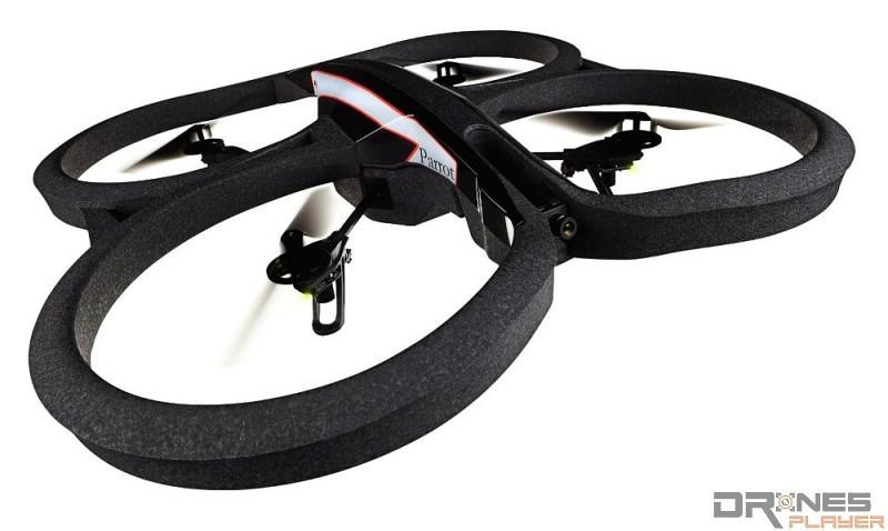 Parrot AR Drone Quadricopter 2.0 Edition