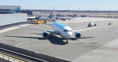 無人機3闖甘迺迪機場 國安部急發警報