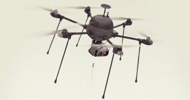 全日連續飛行!有線無人機連接纜線無間供電 實現長時間作業