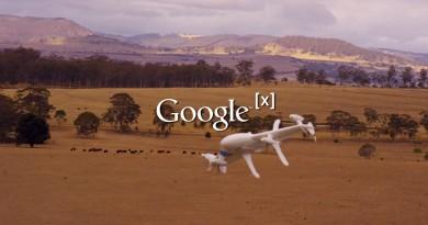 Google 用無人機送貨之前,想先管制你的無人機......