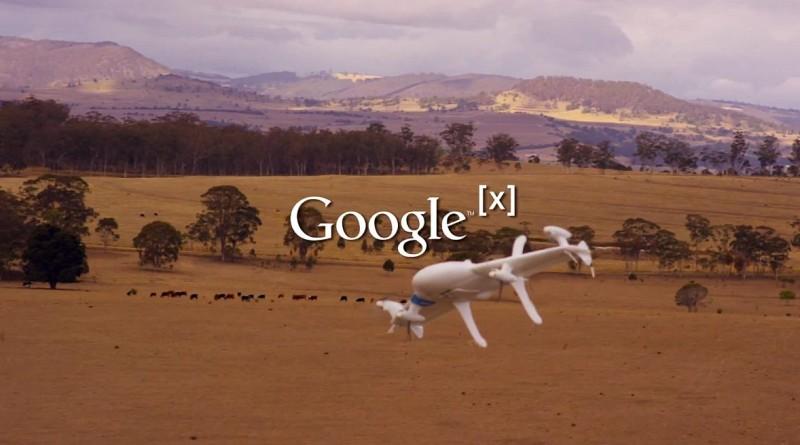Google 無人機研發項目,將撥歸新成立的子公司 Google X 管理。