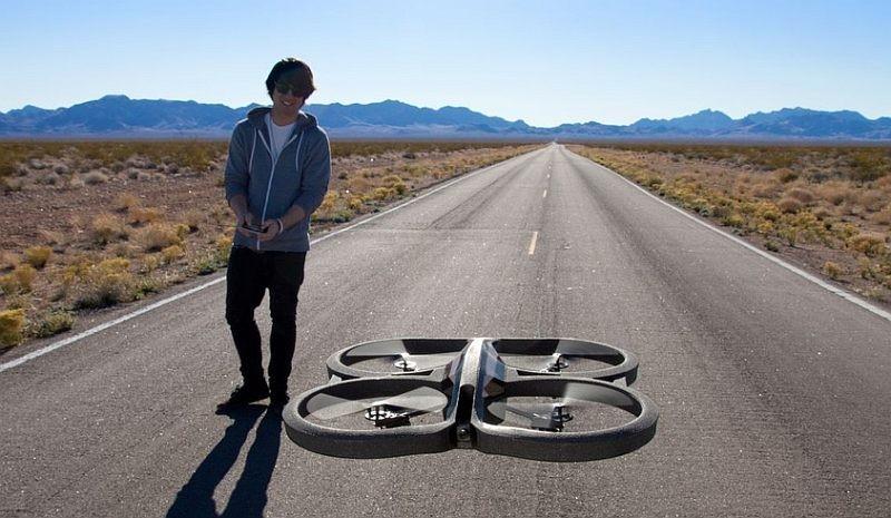 Ar.Drone 是另一款存在網絡保安漏洞的 Parrot 無人機。