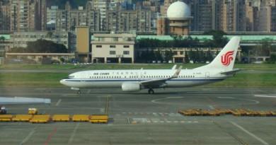 無人機墜落台北機場 肇事者稱不知是禁飛區