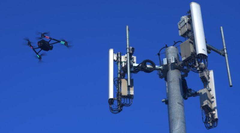 PRENAV 無人機系統用於高空堪察