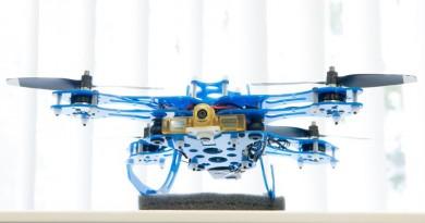 高通首款無人機產品 Snapdragon Flight 極速登場!