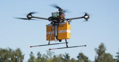 郵差叔叔要失業了! 芬蘭郵政局貨運無人機試飛成功