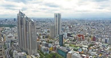 東京大阪無得飛!日本多處列無人機禁飛區