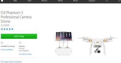 DJI 登陸 Apple 網店 夠膽貴過正價?!