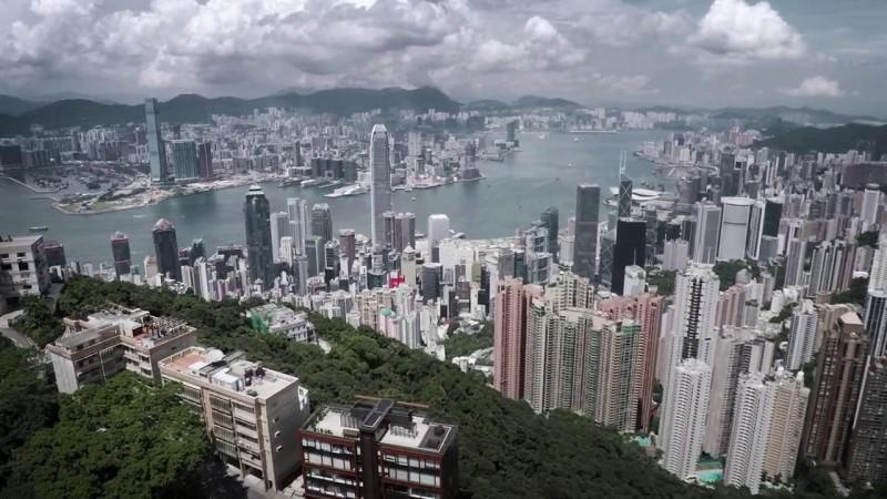 3D Robotics 科幻劇《Life After Gravity》主要場景包括香港