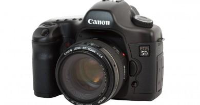 迎合 4K 航拍熱潮  Canon EOS 5Dc 或十月登場