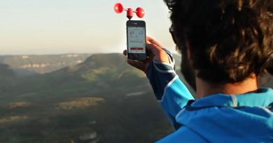 起飛前須知!航拍玩家必備天氣 Apps