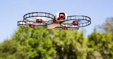 最輕盈的 4K 航拍機  Vantage Robotics Snap