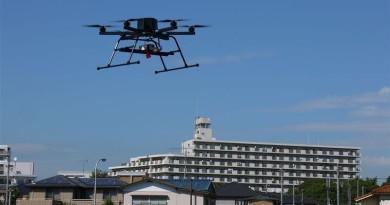日本無人機技術先進  惟產業卻裹足不前