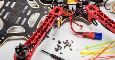 一定要知的無人機結構與飛行原理 航拍機新手必讀!