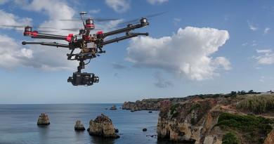 選購航拍機一定要知的 5 大重點 #4 是無人機的最大掣肘