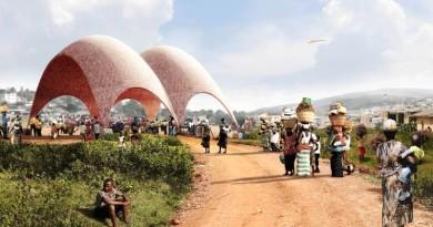 全球首個無人機機場選址於盧旺達,用途不是打仗!