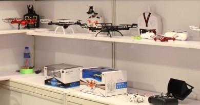 中國官媒玩踢爆:國內無人機產業 9 成是山寨公司