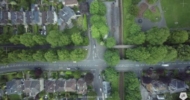 這段航拍縮時短片,讓你知道無人機可拍到仿如人造衛星的觀測影像!