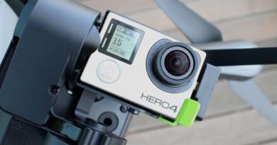 GoPro 航拍機試片出爐 拍攝畫面避重就輕
